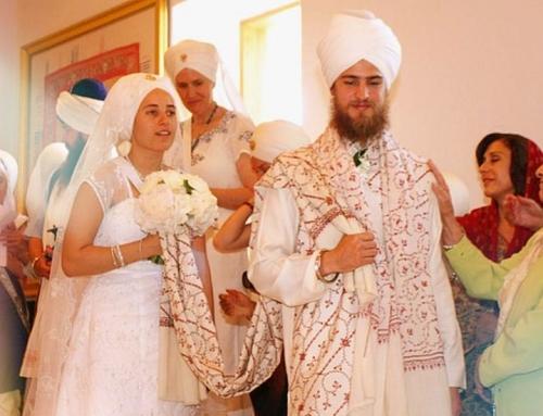 LAVAAN Guru Ram Das' Hochzeitszeremonie
