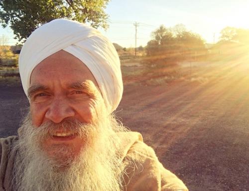 Frage Yogi Bhajan selbst
