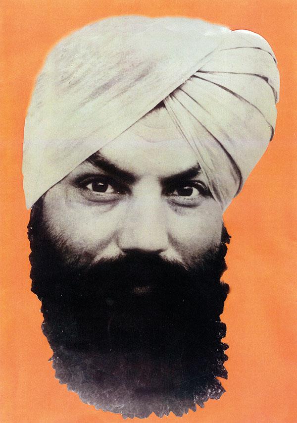 Yogi Bhajan - Tratakam Bild