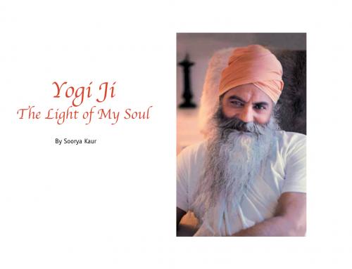 Fotobuch über Yogi Bhajan